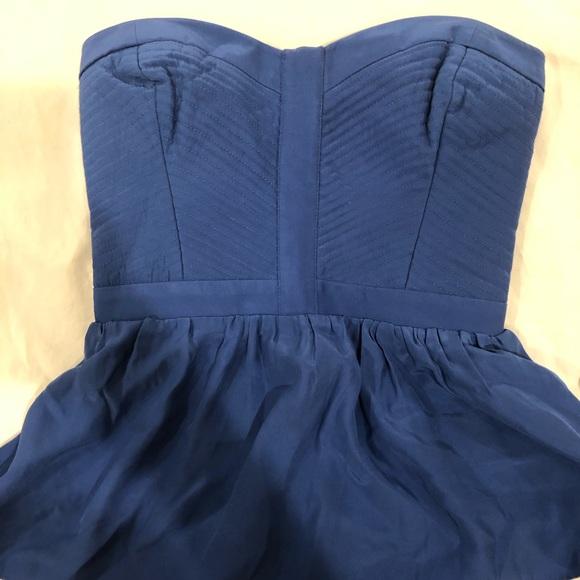 Parker Tops - Parker strapless silk top